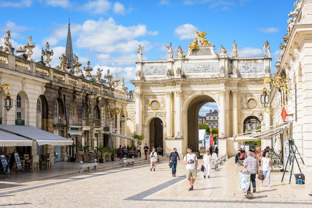 Nancy : capitale des Ducs de Lorraine