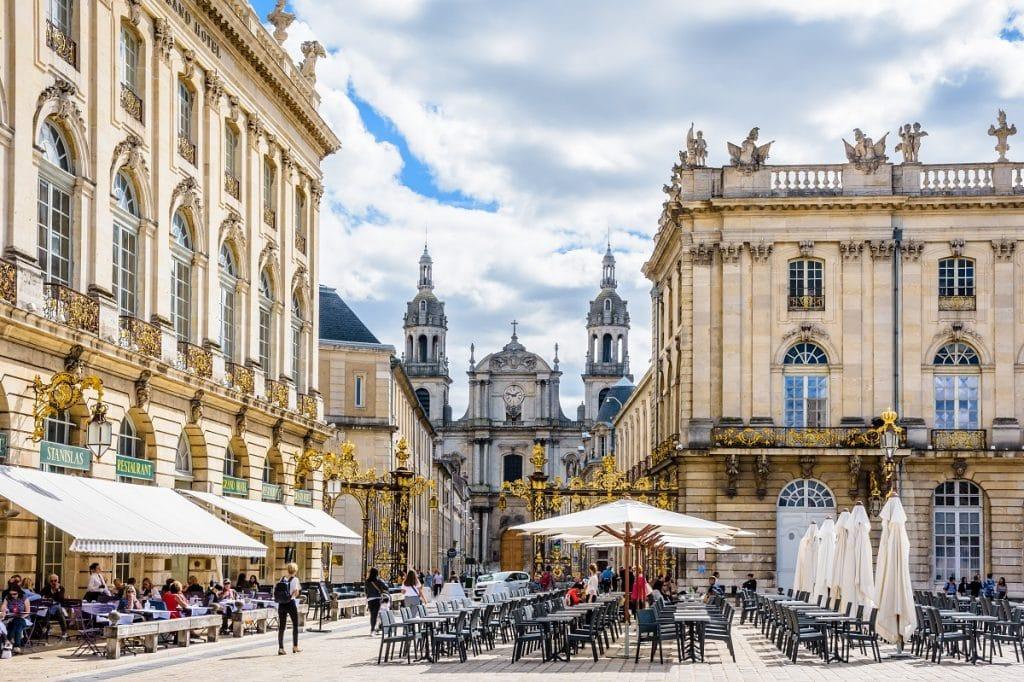 Présentation de la ville de Nancy
