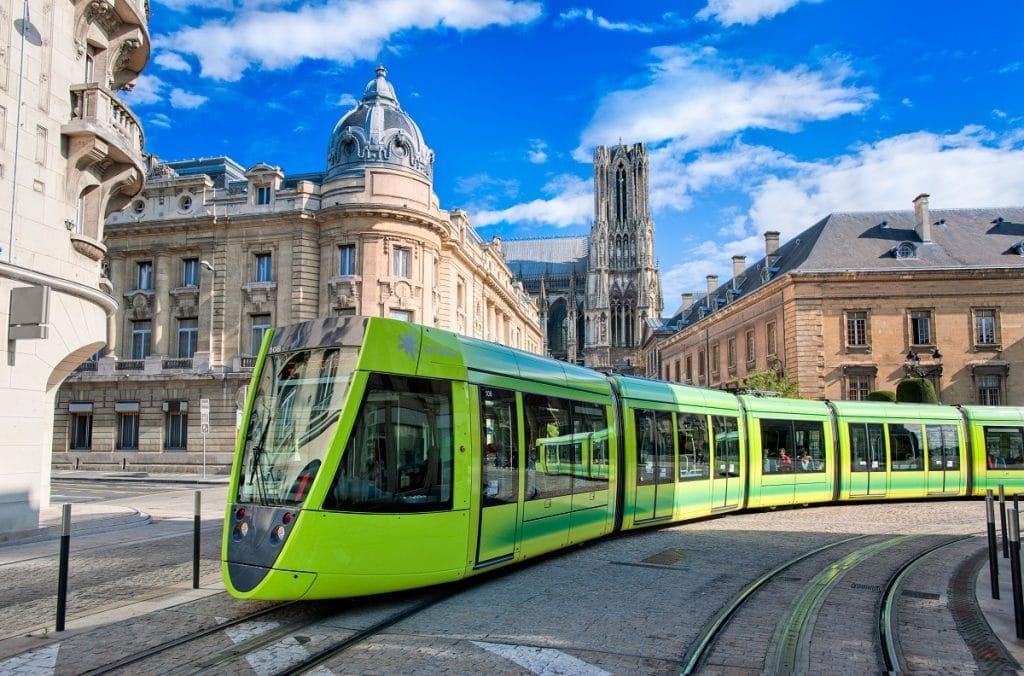 Présentation de la ville de Reims